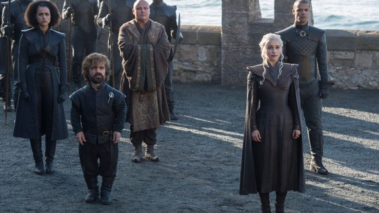 Tyrion et Daenerys ne seront pas dans les spin-off © facebook officiel Game of Thrones