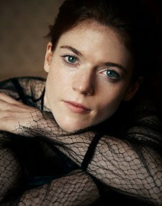 © Facebook officiel de Rose Leslie