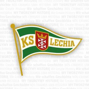 Le Lechia Gdanks leader de l'Ekstraklasa © facebook officiel Lechia Gdanks