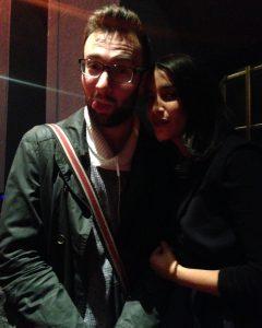 Leila Bekhti et Gustaf Hammarsten pour Jour Polaire © Ines