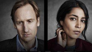Leila Bekhti et Gustaf Hammarsten pour Jour Polaire © facebook officiel Jour Polaire