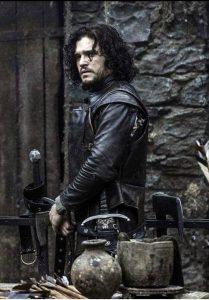 Jon Snow part à la conquête des Marcheurs Blancs © facebook Jon Snow