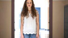 Hannah Baker est incarnée par Katherine Langford © facebook officiel 13 Reasons Why