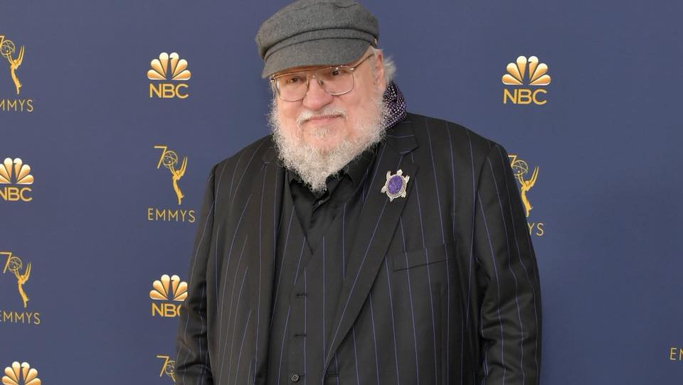 George R.R Martin le créateur de Game of Thrones
