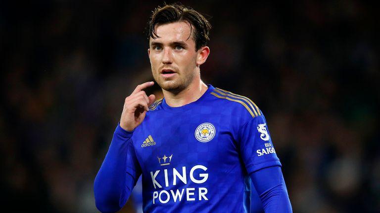 Ben Chilwell intéresse Chelsea, mais Leicester ne veut pas le vendre