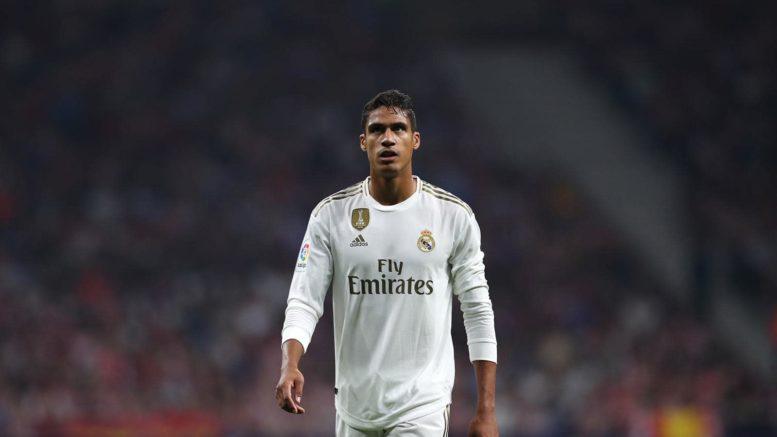 Raphael Varane pourrait quitter le Real Madrid