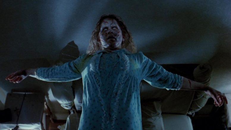 L'exorciste est sorti en salle en 1974